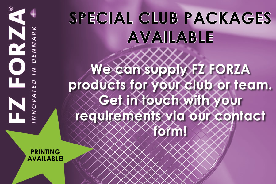 Shop for FZ Forza Club Wear with BadmintonAlpha