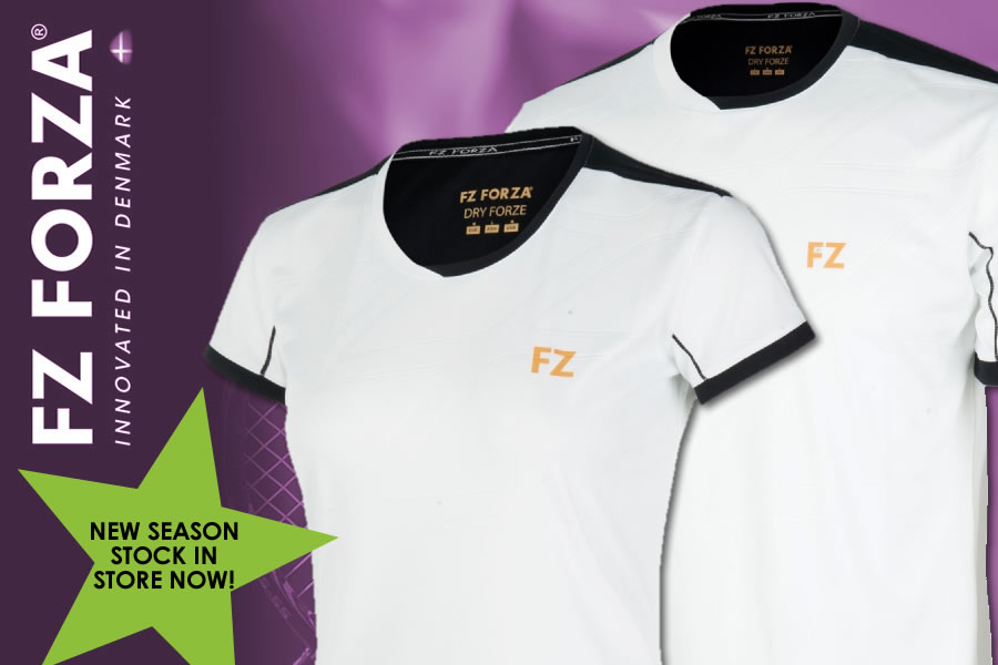 New Season FZ Forza from BadmintonAlpha