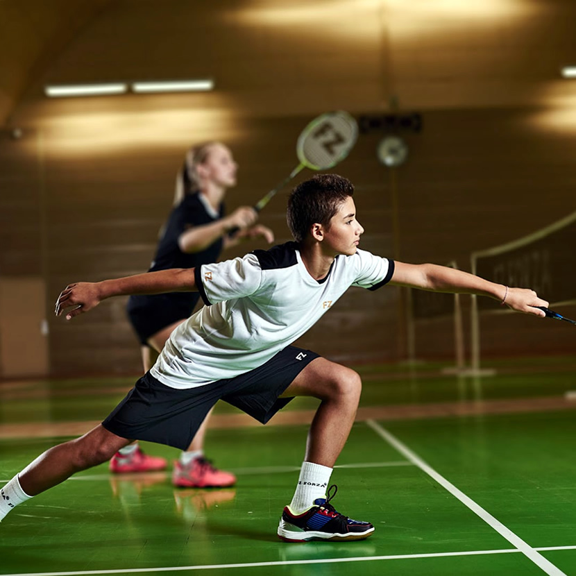 Badminton Development in Schools