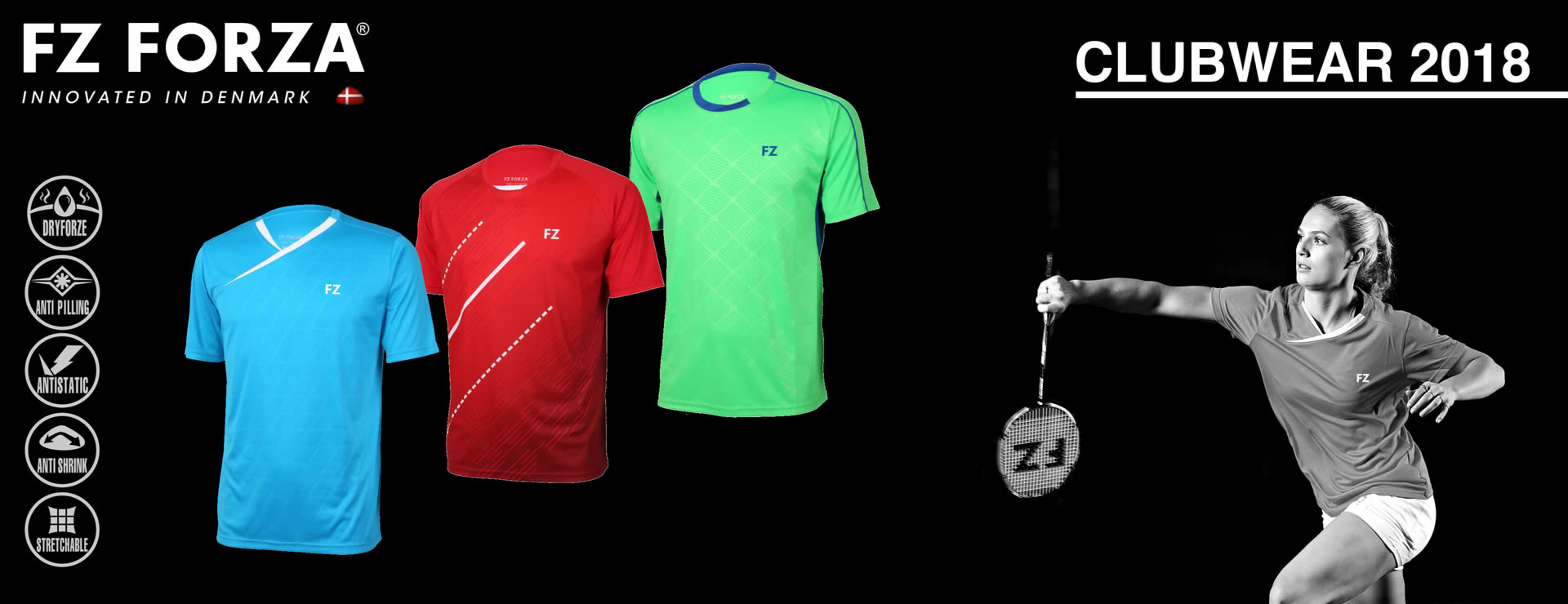 BadmintonAlpha UK retailer for FZ Forza