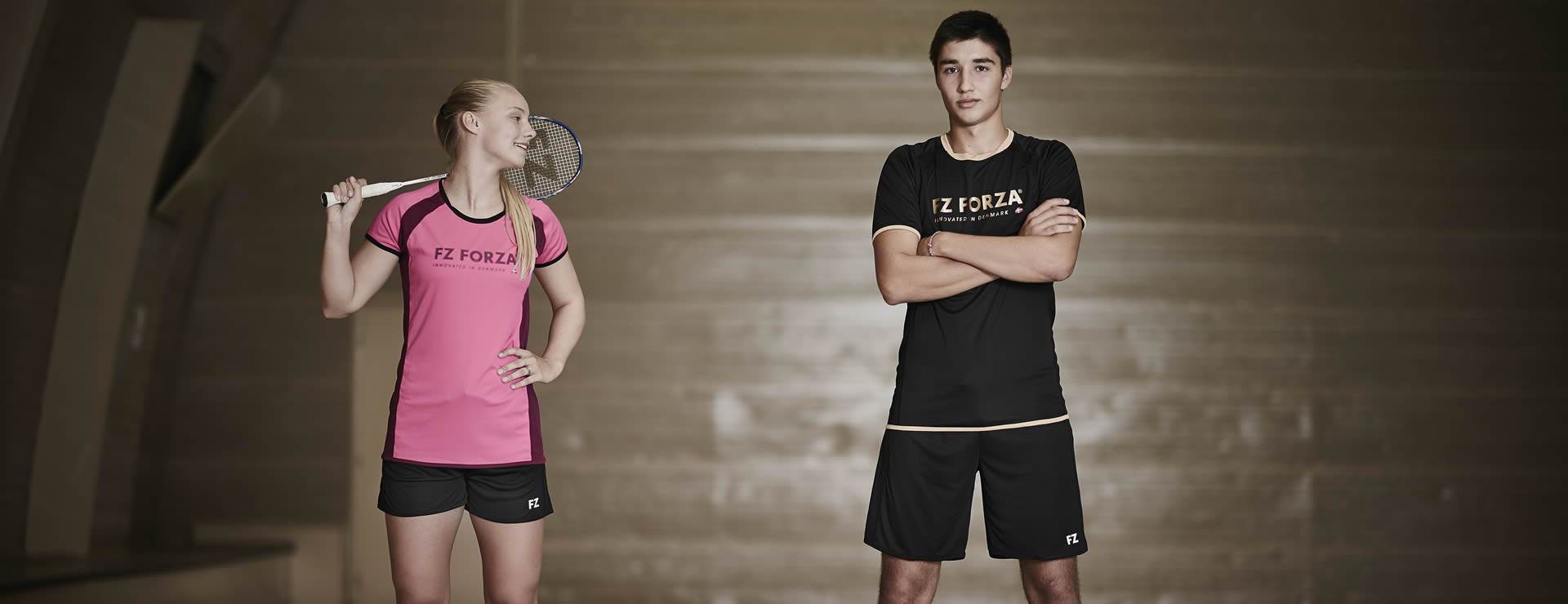 Badminton Alpha, Comprehensive Range of Court and Leisure Wear