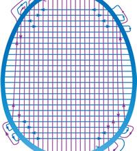 FZ Forza Racket Stringing Patterns