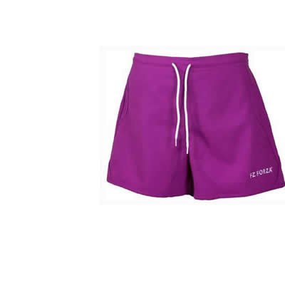 Pianna Shorts - Purple Wine