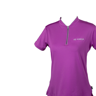 Paris Ladies Tee - Purple Wine