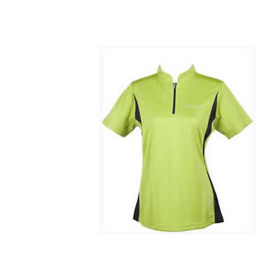 Alumia Ladies Tee - Bright Lime