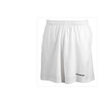 Amsterdam Shorts White