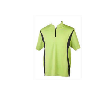 Alume Tee Bright lime