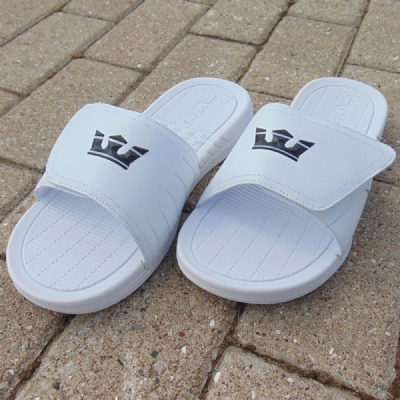 Supra Locker Flip Flops White