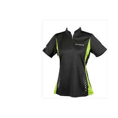 Aloria Ladies Tee - Bright Lime