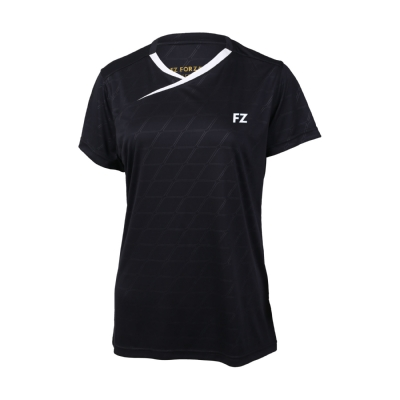 Blues Ladies Tee - Black