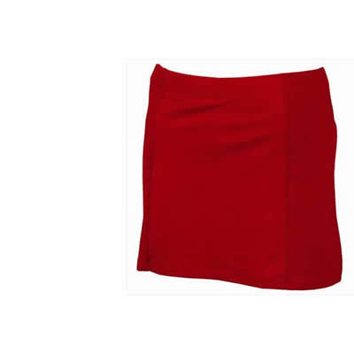 Zari Skort Chinese Red