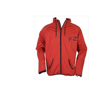 Maxim Softshell - Chinese Red