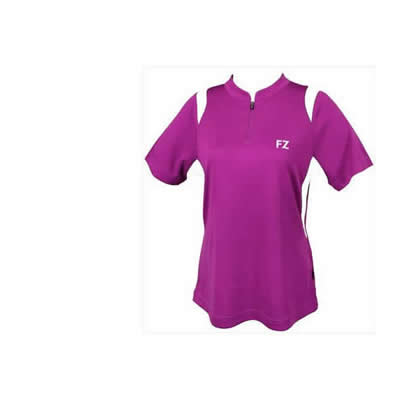 Pottsui Ladies Tee - Purple Wine