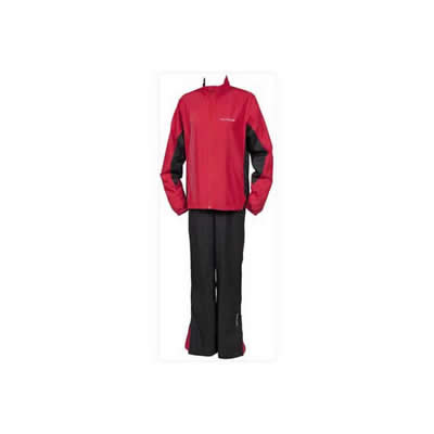 Pingo Shellsuit - Chinese Red